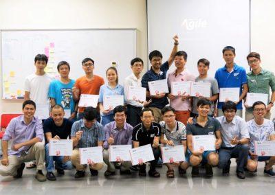 Đào tạo cấp chứng chỉ quốc tế về Agile/ Scrum