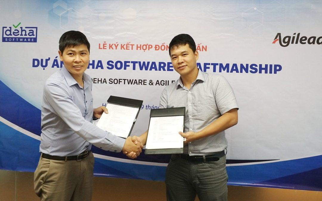 Dự án CRAFTMANSHIPvà tham vọng quốc tế của DEHA Software