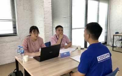 Interview Day – Ngày hội phỏng vấn kết nối học viên CodeGym với nhà tuyển dụng